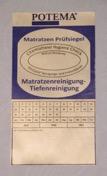 Hier sehen Sie das POTEMA® Austria Prüfsiegel